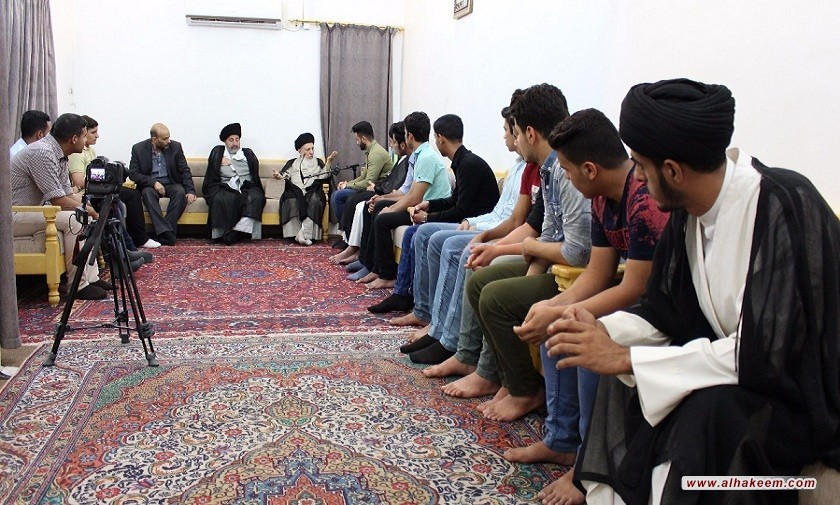 دعوت جوانان به مسلح شدن به فرهنگ اسلامی برگرفته از سیره معصومین علیهم السلام