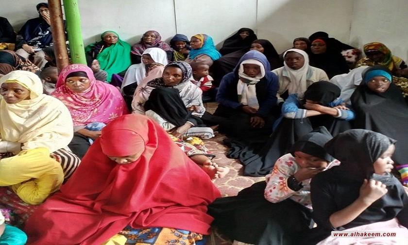 برعاية مكتب سماحة المرجع الكبير السيد الحكيم (مد ظله).. مأدبة إفطار بمناسبة شهر رمضان في العاصمة الكينية نيروبي