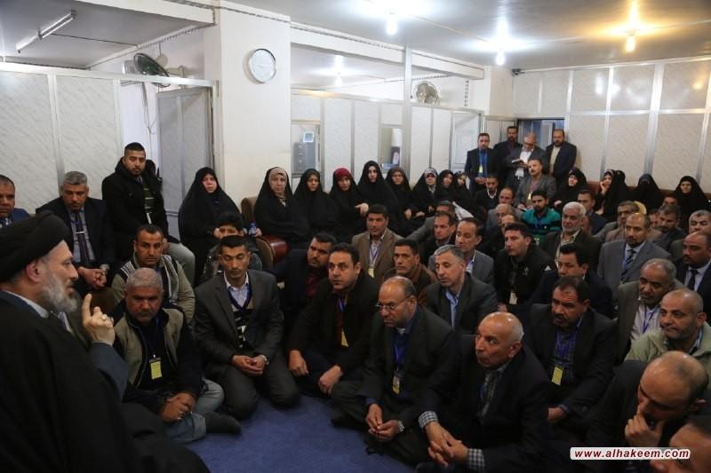 حضور جمعی از فعالان تربیتی استان بابل در دفتر