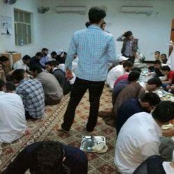مدرسه السيد محسن الحكيم (قدس سره) تستضيف عددا كبيرا من طلبة العلوم الدينية من مختلف الحوزات العلمية في ايران