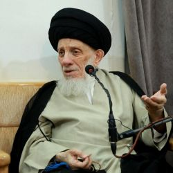 سماحة المرجع الديني الكبير السيد الحكيم (مدّ ظله) يشيد بتضحيات المظلومات الأسيرات من الشيعة التركمان والشبك، ويوصي الجميع بالافتخار بهنّ، ومُواساتهن وتكريمهن، لما وقع عليهن من ظلم