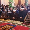 بازدید از منطقه الیوسفیه بغداد و مشارکت در عزاداری فاطمیه