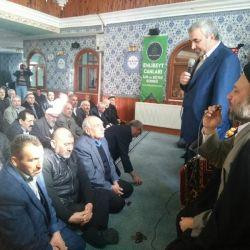 وفد مكتب سماحة المرجع الكبير السيد الحكيم (دام ظله) يزور مسجد الإمام الحسين (عليه السلام) في تركيا