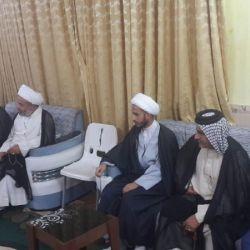 آية الله السيد عز الدين الحكيم يزور مؤسسة اليتيم الخيرية في محافظة ميسان