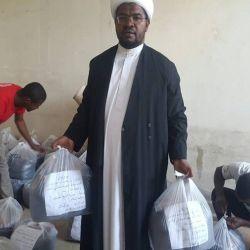 برعاية مكتب سماحة المرجع الكبير السيد الحكيم (مد ظله) .. توزيع سلة شهر رمضان المبارك الغذائية على الأسر المتعففة في مدينة دار السلام في تنزانيا