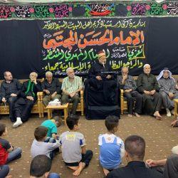 إحياء ذكرى شهادة الإمام الحسن عليه السلام في مكتب سماحة المرجع الديني الكبير السيد محمد سعيد الحكيم (مد ظله) في السيدة زينب عليها السلام في سوريا
