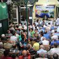 دفتر مرجع عالیقدر حضرت آیت الله سید محمد سعید حکیم (مدظله) در شهرک الامین دمشق در روزهای ماه مبارک رمضان مراسمی برگزار می کند