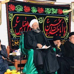 مؤسسة الشعائر برعاية مكتب المرجع الكبير السيد الحكيم (مدّ ظله) تتفقد مواكب العزاء في الكاظمية المقدسة