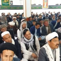 مكتب سماحة المرجع الكبير السيد الحكيم (مدّ ظله) في كابل الأفغانية ينظم ورشة لطلاب الحوزة للتبليغ خلال شهررمضان المبارك