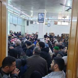 إحياء ذكرى ولادة الصديقة الكبرى فاطمة الزهراء (عليها السلام) في مكتب سماحة المرجع الديني الكبير السيد محمد سعيد الحكيم (مد ظله) في السيدة زينب (عليها السلام) بسوريا