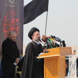 مؤسسة الشعائر برعاية المرجعية الدينية .. تقيم مهرجانها السابع لانطلاق مسيرة الأربعين الخالدة