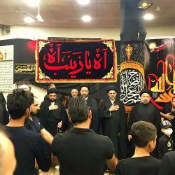 وفد مكتب المرجع الديني الكبير السيد الحكيم (مد ظله) يشارك في إحياء مجالس عاشوراء في محافظات السليمانية وأربيل والموصل شمالي العراق
