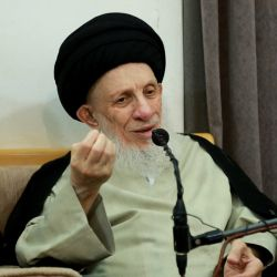 His Eminence Sayyid al-Hakeem calls the Turkish Alawite community to establish brotherly ties with other communities, and to learn the teachings of Islam and abide by them